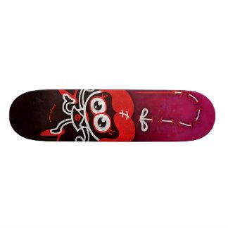 Stitched Woman Skateboard Decks