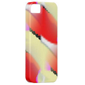 Stitching Close-Up iPhone SE + iPhone Case