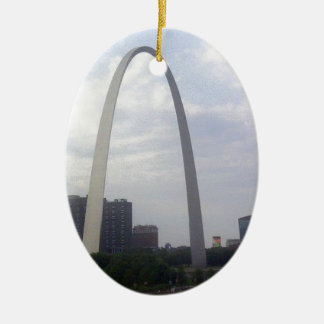 STL ARCH CHRISTMAS ORNAMENT