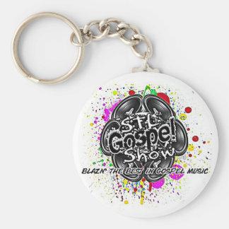 STL Gospel Show Key Chain