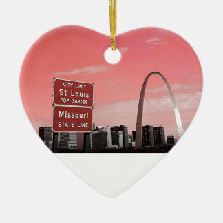 STL POP CERAMIC HEART DECORATION