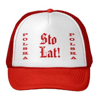 Sto Lat Polska Trucker Hat