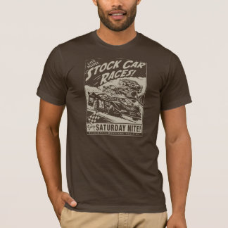 Stock Car Races t-shirt