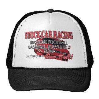 Stock Car Racing Hat