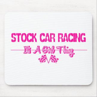 Stock Car Racing Mousepads