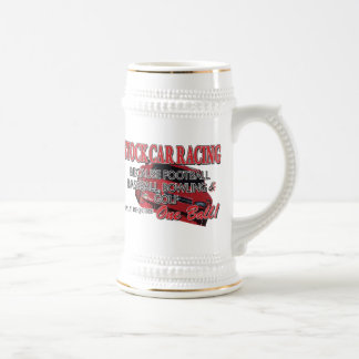 Stock Car Racing Coffee Mugs