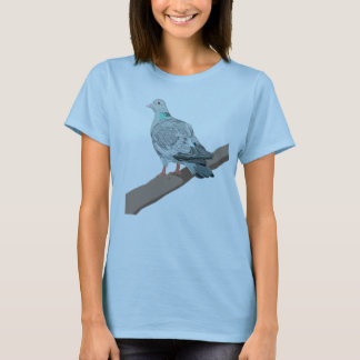 Stock Dove (Columba oenas) T-Shirt