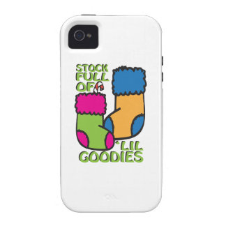 Stock Full Of Lil Goodies Case For The iPhone 4