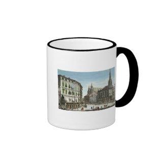 Stock-im-Eisen-Platz with St Stephan s Mug