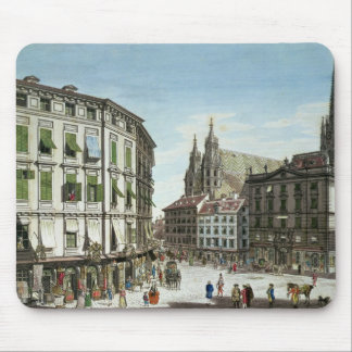 Stock-im-Eisen-Platz, with St. Stephan's Mouse Pad