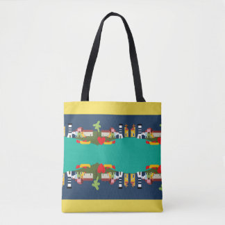 STOCK MARKET BAG COLLECTION RIO SIDE by Soul House
