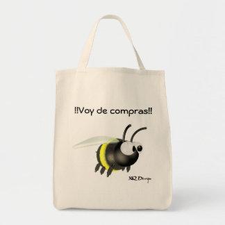 Stock market Bee Fabric