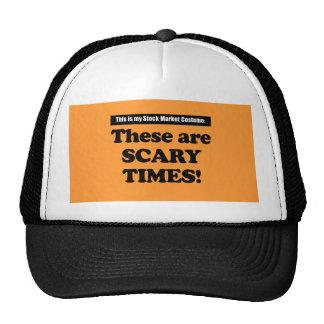 STOCK MARKET COSTUME CAP