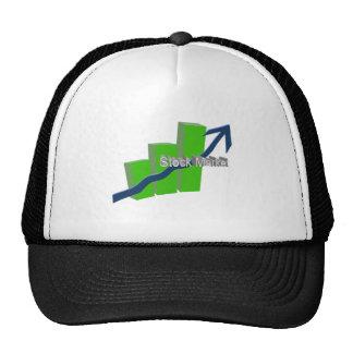 Stock Market Trucker Hats