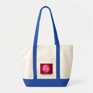 Stock market impulse tote with photo of artisanal  impulse tote bag