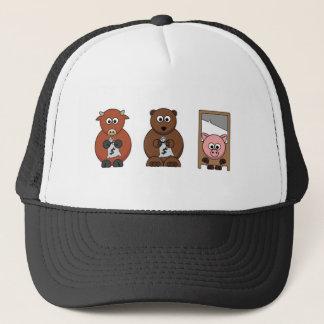 Stock Market Inspired Designs Trucker Hat