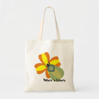 Stock market Nature´s Lovers Budget Tote Bag