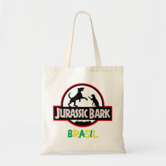 Stock market of Trip Jurassic Bark Brazil Tote Bag