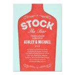 Stock the Bar Invitations