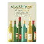 Stock the Bar Shower Invitation