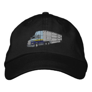 Stock Trailer Embroidered Hat