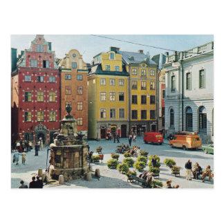 Stockholm #4 - Postcard