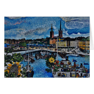 Stockholm Any Occasion Card