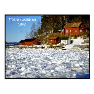 Stockholm archipelago - Sweden Postcard