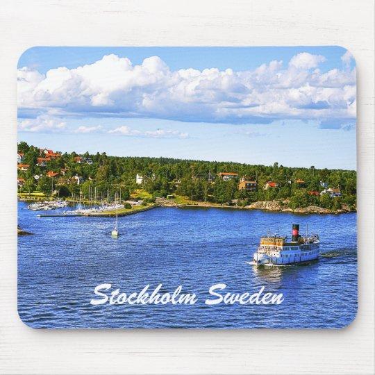 Stockholm Bay Mouse Mat