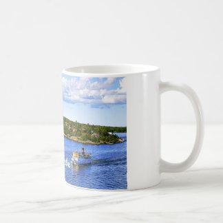 Stockholm Bay Basic White Mug