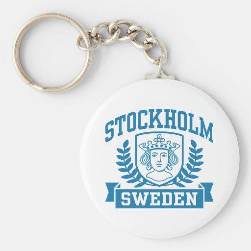 Stockholm Key Chains