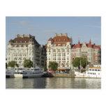 Stockholm Postcards