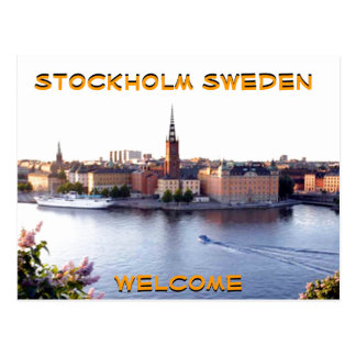 STOCKHOLM-SWEDEN Mojisola A Gbadamosi Photography Post Cards