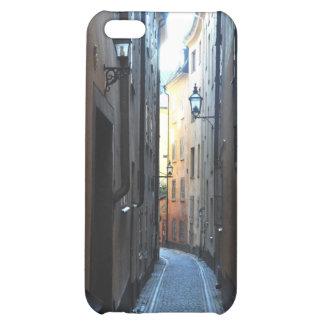 Stockholm Sweden Old Town Alley Case For iPhone 5C