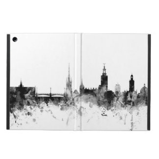 Stockholm Sweden Skyline iPad Air Case