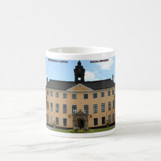 Stockholm, Ulriksdal Castle 2, Solna Basic White Mug