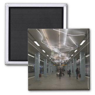 Stockholm Underground II Magnet