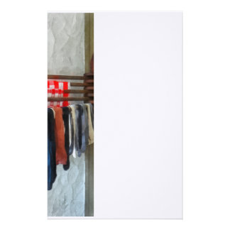Stocking Hanging to Dry Stationery