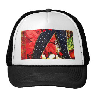 STOCKINGS TO FILL TRUCKER HAT