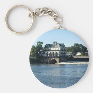 Stockport Mill_1 Key Ring
