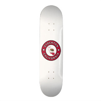 Stockton California 20.6 Cm Skateboard Deck
