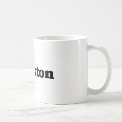 Stockton  Classic t shirts Mug