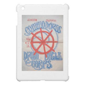 Stockton Commodores Drum and Bugle Corps Cover For The iPad Mini