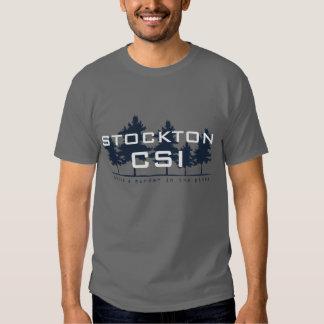 Stockton CSI Treeline Shirts