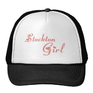 Stockton Girl tee shirts Trucker Hat