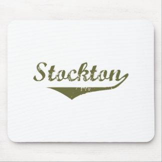 Stockton  Revolution t shirts Mouse Pad