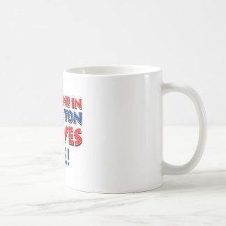 STOCKTON USA designs Basic White Mug