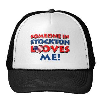 STOCKTON USA designs Cap