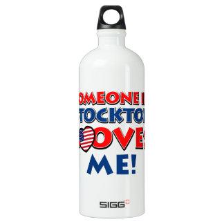 STOCKTON USA designs SIGG Traveller 1.0L Water Bottle
