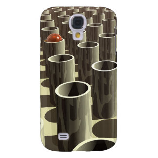 Stockyard of Cylinders HTC Vivid Case
